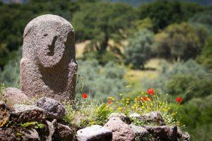 Camping L'esplanade : Statue Menhir Filitosa - Camping Propriano