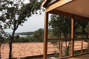 Camping L'esplanade : Chalet Plein Air - Camping Propriano