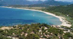 Camping L'esplanade : Plage de Portigliolo - camping Propriano