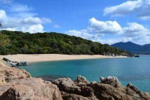Camping L'esplanade : Accès direct à la plage - Camping Propriano