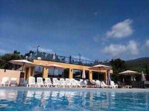 Camping L'esplanade : Restaurant - Camping Propriano