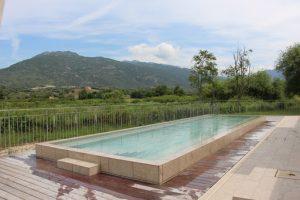 Camping L'esplanade : Bains de Baracci - Camping Propriano