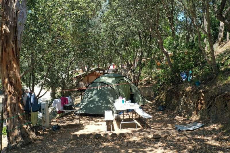 Camping L'esplanade : Categg 13 1