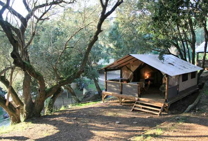 Camping L'esplanade : Categg 3 1
