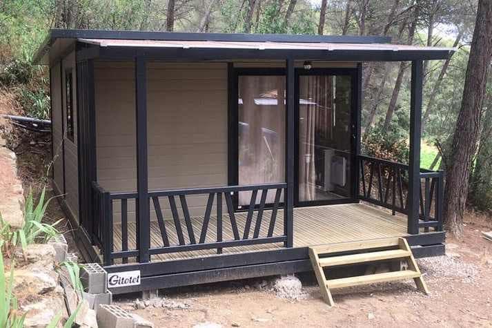 Camping L'esplanade : Categg 4 5