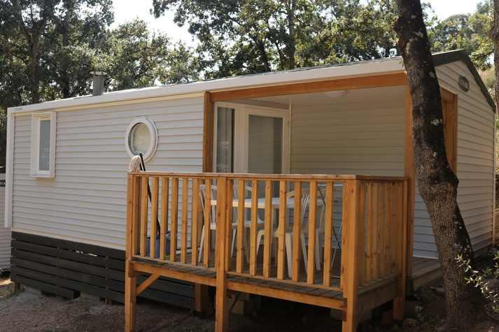 Camping L'esplanade : Categg 6 1