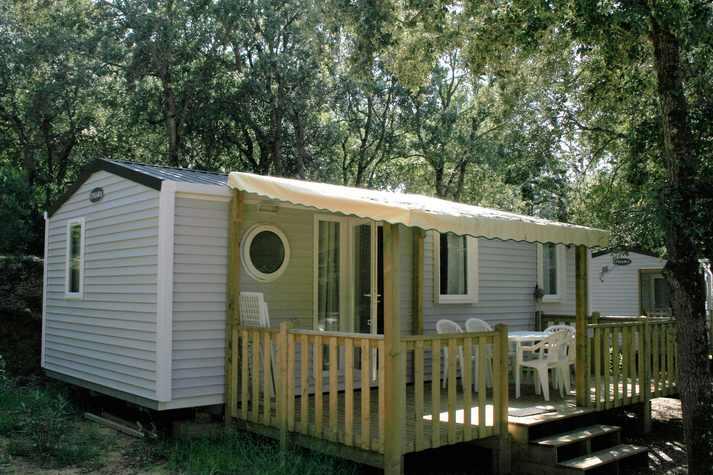 Camping L'esplanade : Categg 7 1