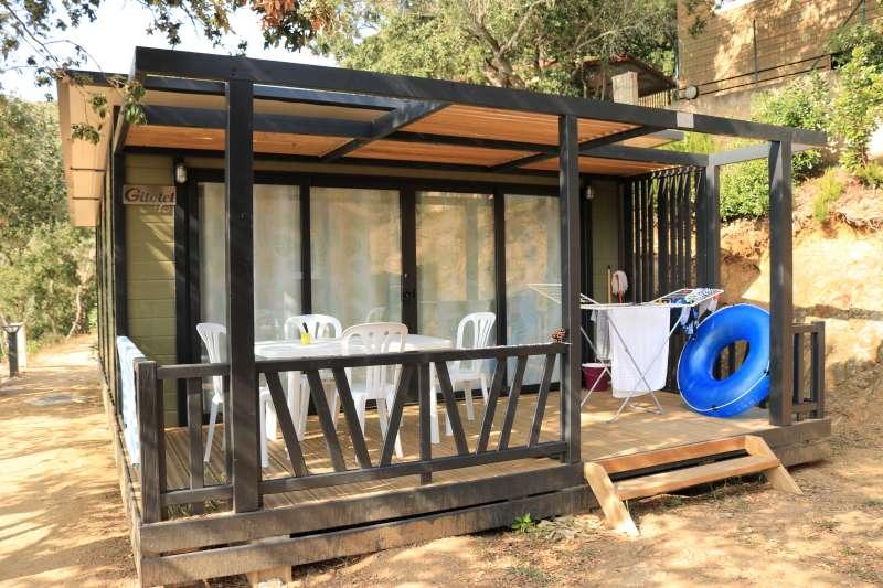 Camping L'esplanade : Categg 8 1