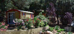 Camping L'esplanade : Roulotte - Camping Propriano