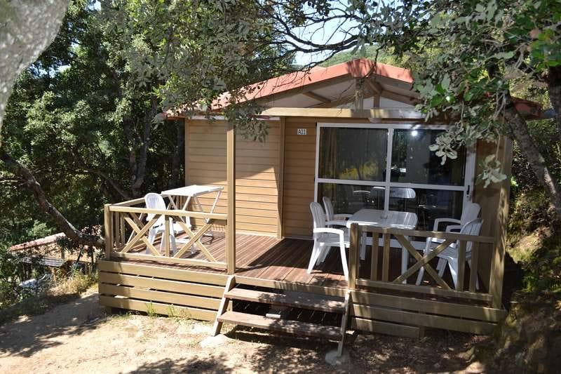 Camping L'esplanade : Bungalows Stella
